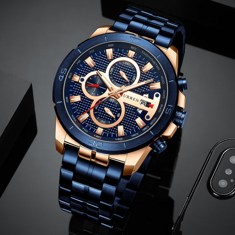 Army Military Quartz Watch