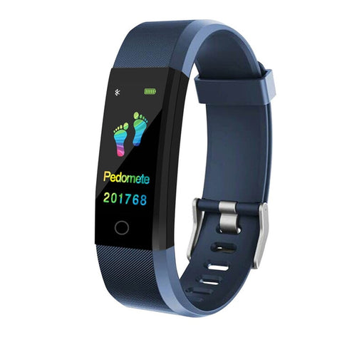 Blood Pressure Waterproof Smart Wristband Bracelet