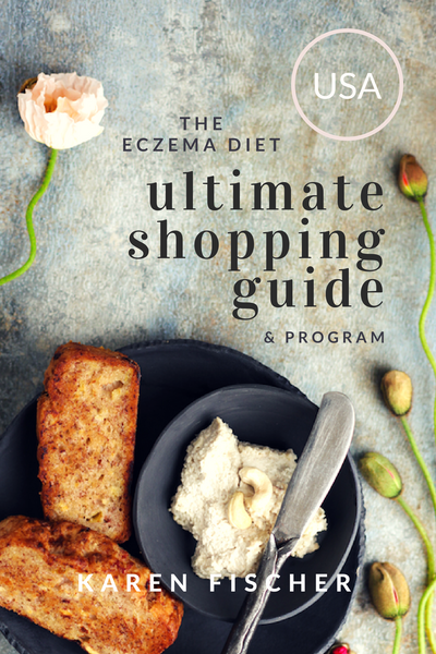 Eczema Detox Starter Pack (with free shopping guide)