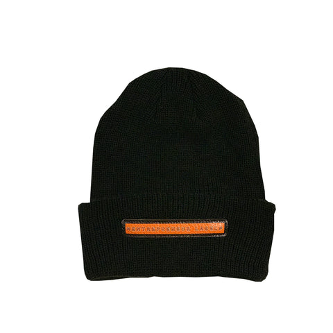 Entrepreneur Label- Beanie (Orange)