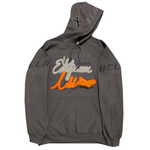 """ Cetti Hoodies "" 🔥 - Graphite / Orange"