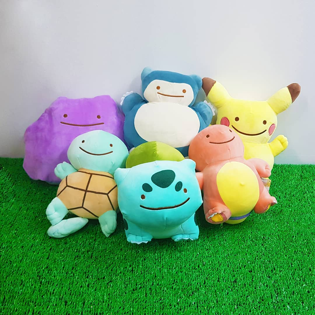 Pokemon Ditto Series!