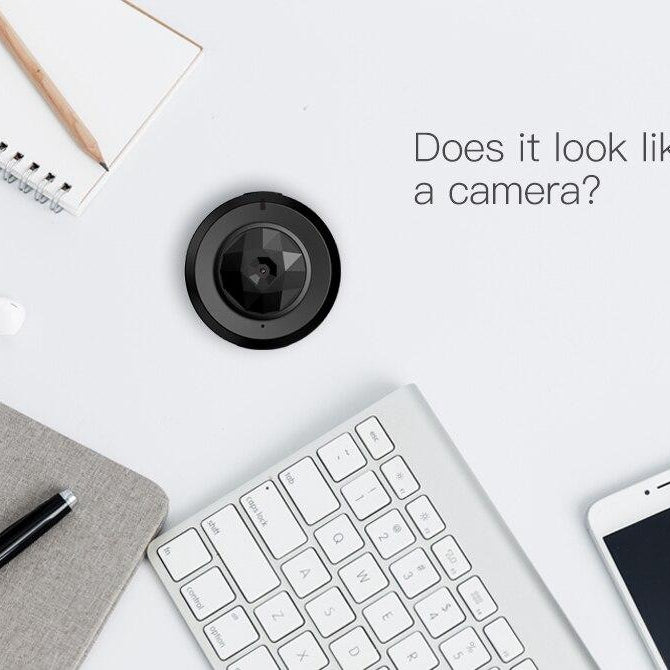 HD Home Camera With Smartphone App / Night Vision