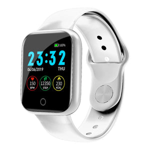 I5 Smart Watch Men / Women Pedometer Fitness Smartwatch For Android / IOS phone