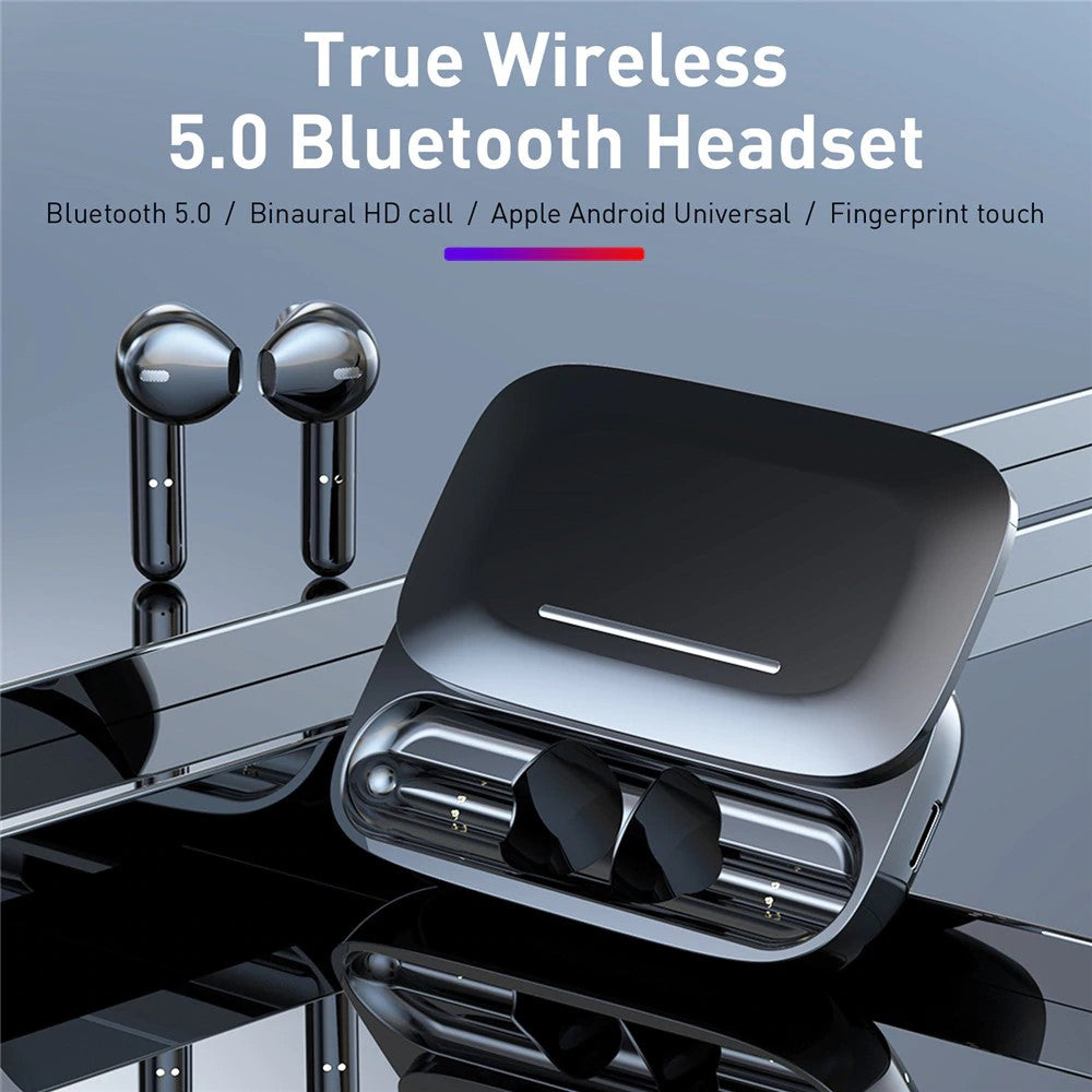BE36 TWS Bluetooth 5.0 Earphones Wireless Headphones with Microphone Sports Waterproof Headsets Touch Control For iPhone Android