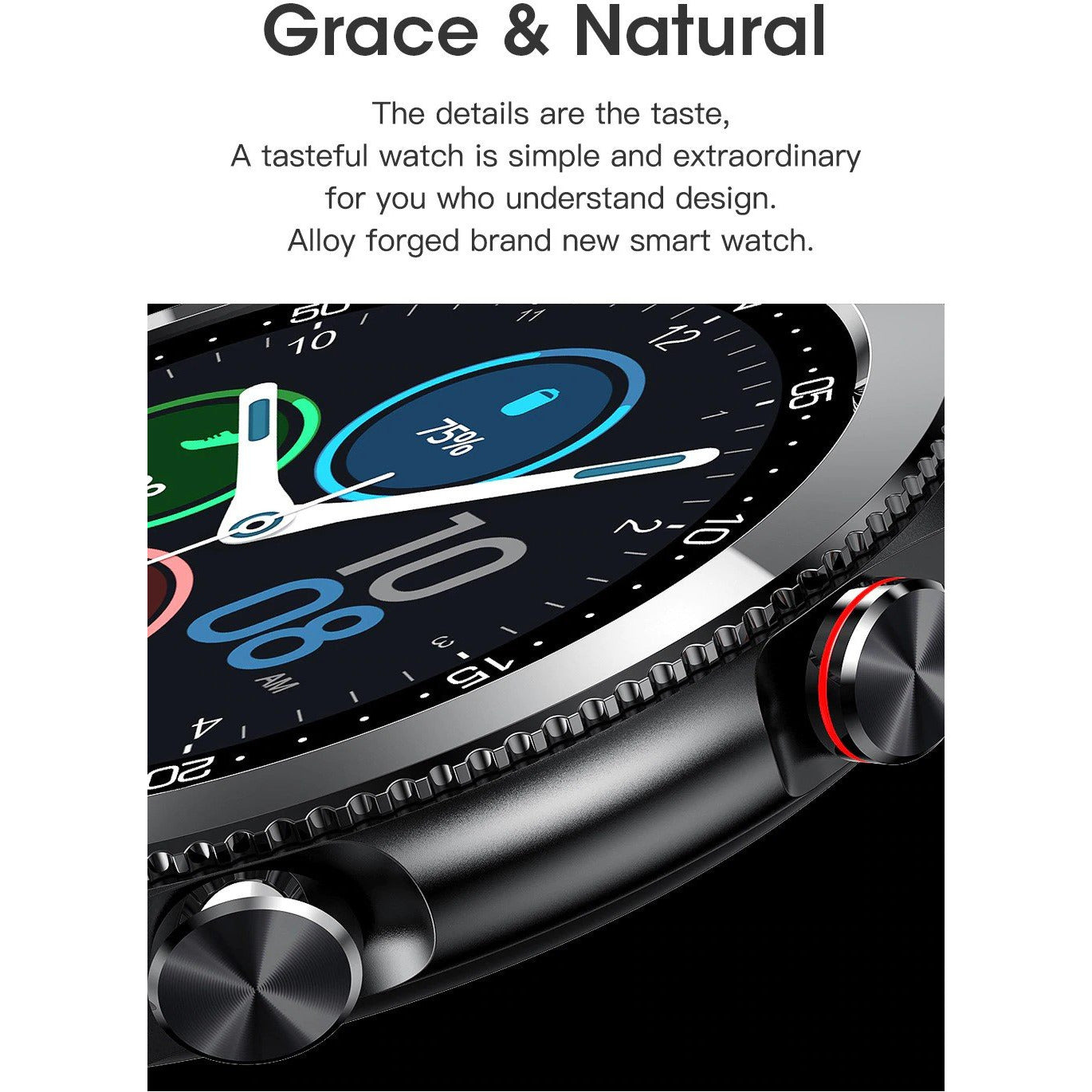 L19 Smart Watch with Bluetooth Call For Android / IOS