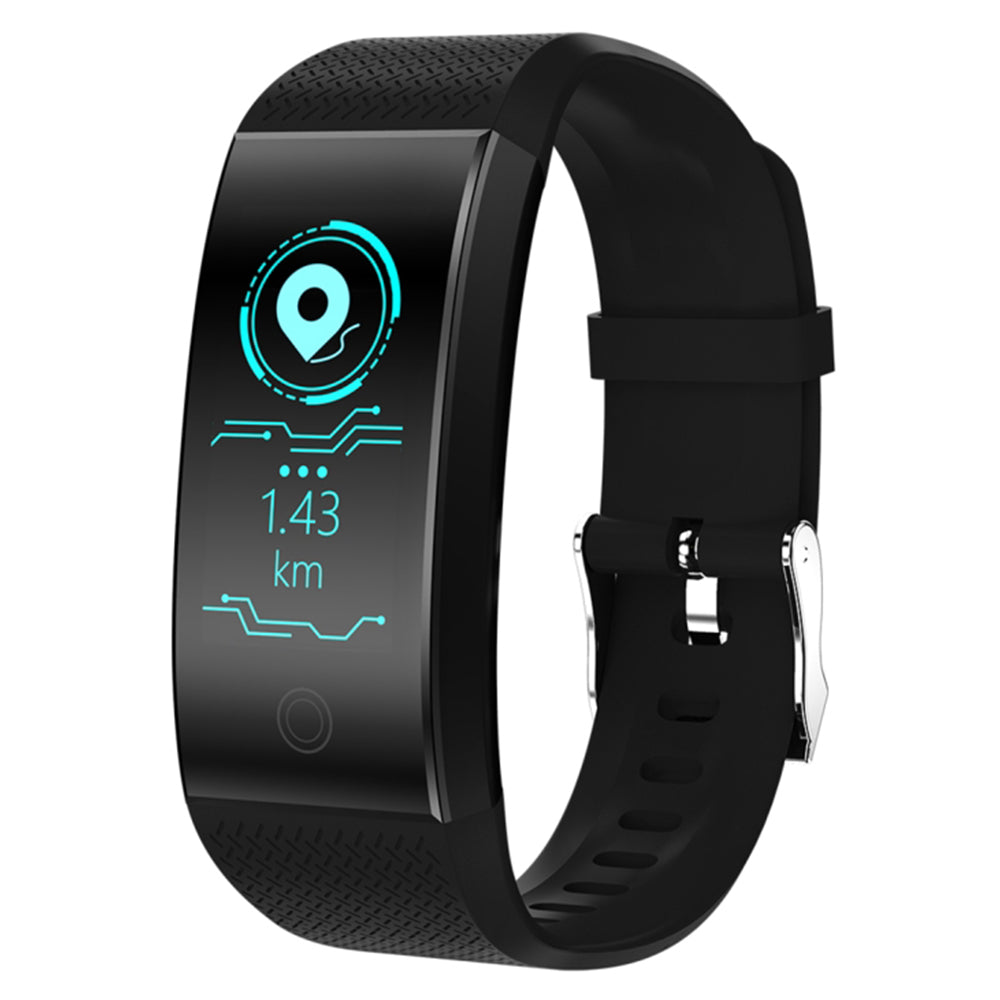 QW18 Fitness Activity Tracker / Smart Bracelet with Colorful Screen For iOS/Android