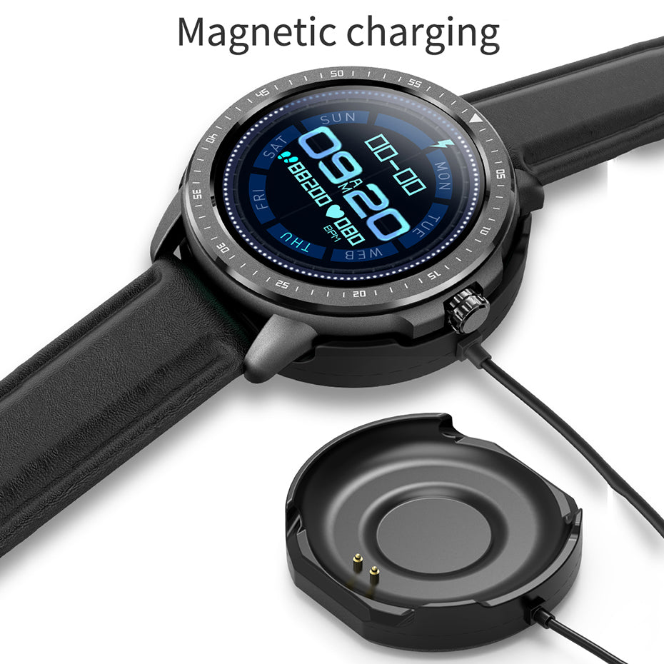 "CF19 Smart Watch 1.3"" HD Smartwatch with 23 Sport Modes For iOS / Android"