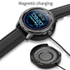 "CF19 Smart Watch 1.3"" HD Screen with 23 Sport Modes / IP67 Waterproof with Magnetic Charging Base For iOS / Android."