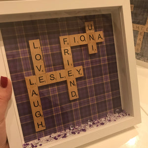 Scrabble Crossword