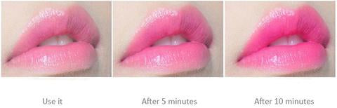 Color Changing Lipstick