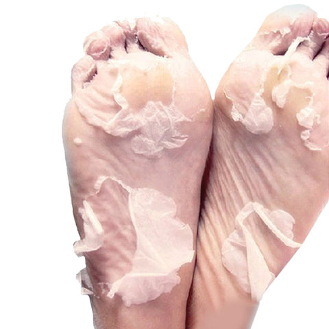 Foot Mask Peeling Dead Skin Smooth Exfoliating Feet