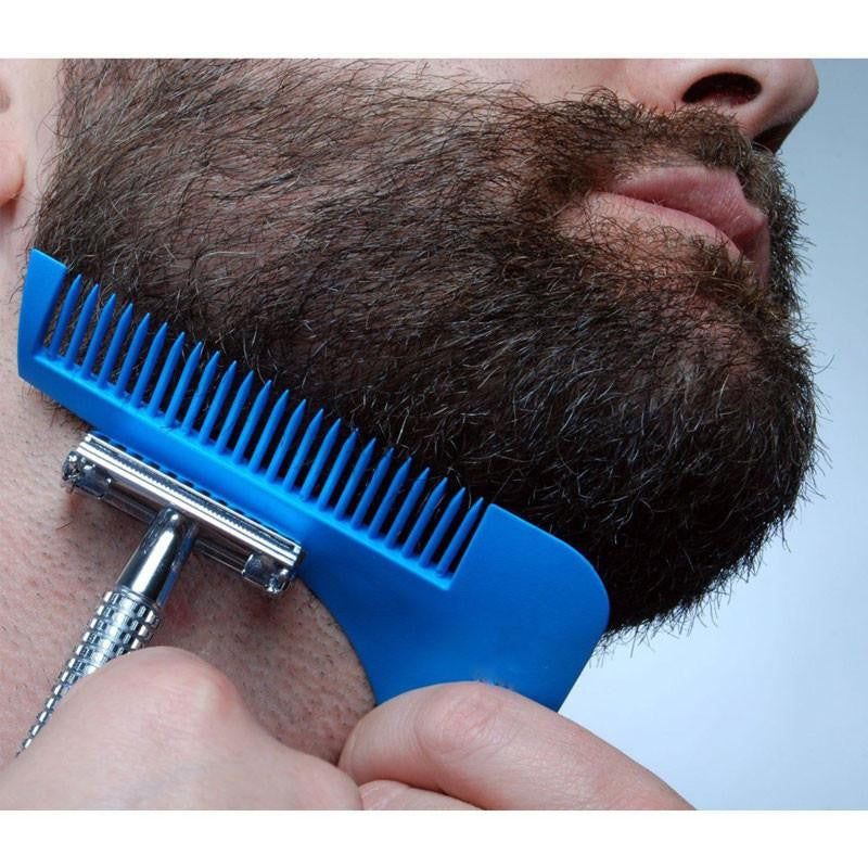 Beard And Grooming Shaping Tool