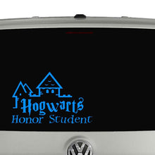 Load image into Gallery viewer, Harry Potter car window vinyl decal sticker