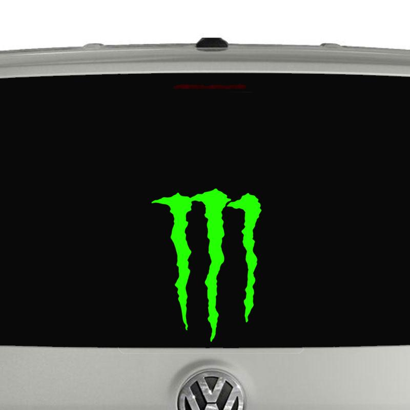 Green Monster Logo