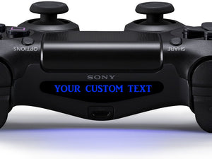Personalise Your PS4 DualShock Controller