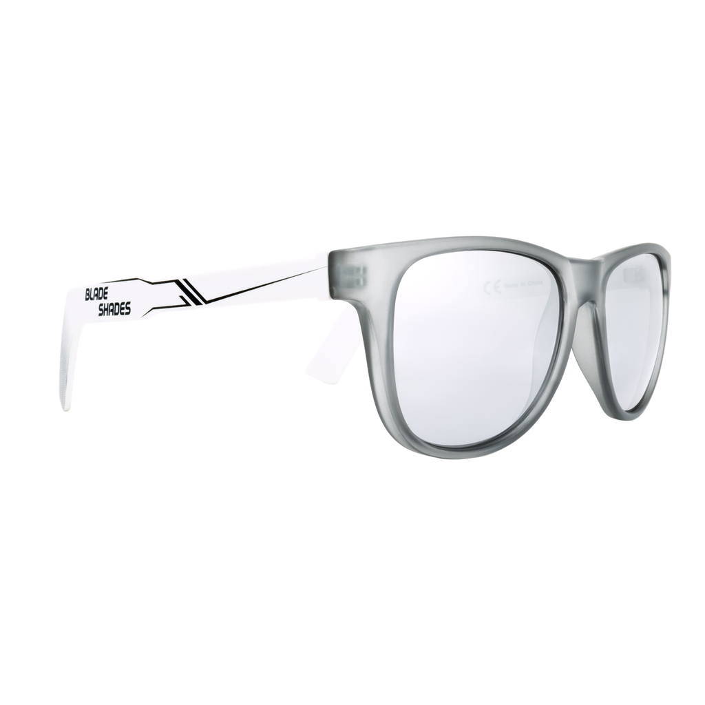 Goalie Glasses - White