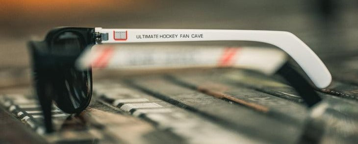 Ultimate Hockey Fan Cave Shades