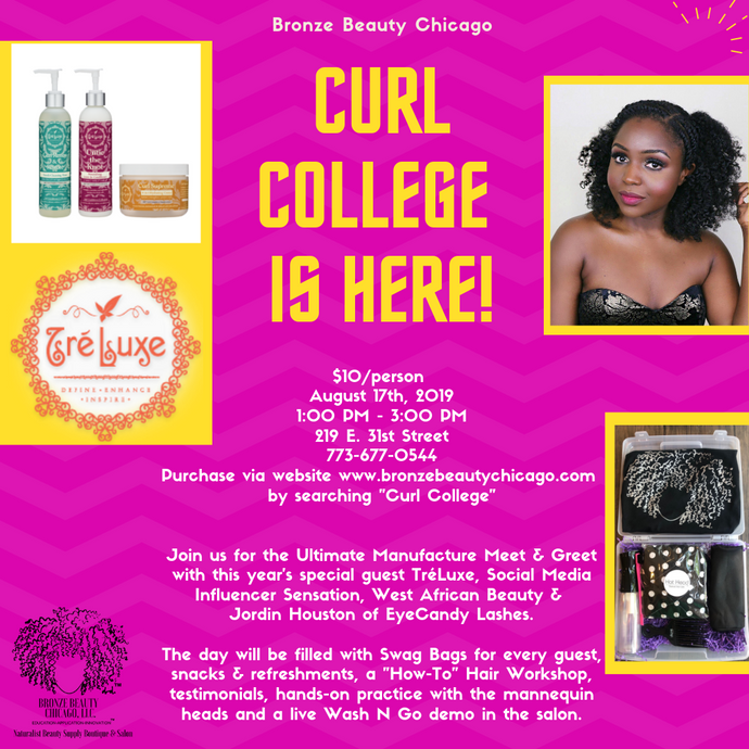 Curl College Aug 17th, 2019