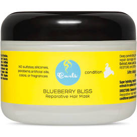 Curls Blueberry Bliss Reparative Hair Mask 8oz