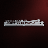 Ridiculously Motivated By Medals Éremtartó-Éremakasztó Victory Hangers®