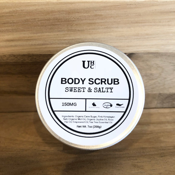 Sweet & Salty Scrub