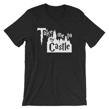 Load image into Gallery viewer, Take Me to My Castle Tee - Wizard