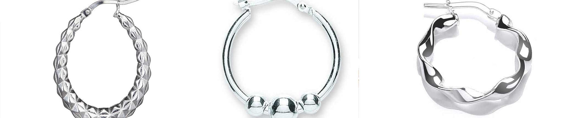 Quiz: Which Sterling Silver Hoop Earrings Suit Your Taste in Jewellery?