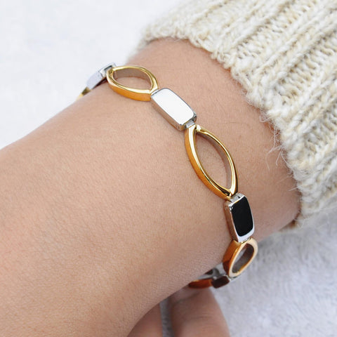 ladies bracelet gold