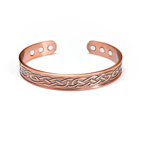 copper wristband