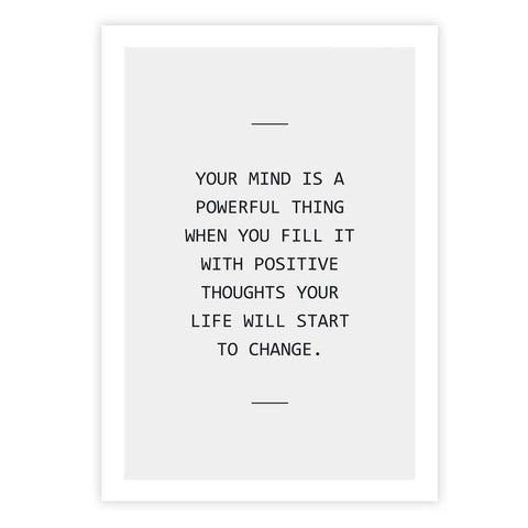 positive printable quotes