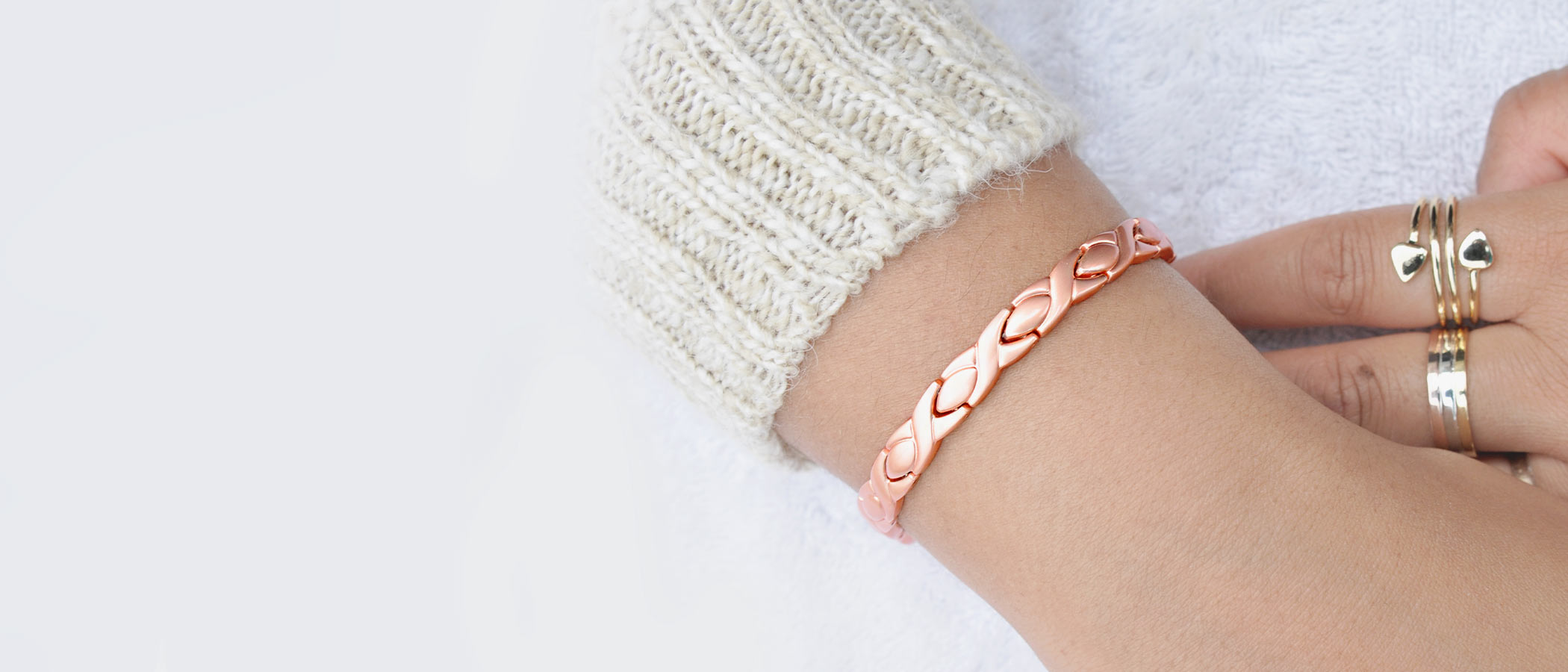 cleaning copper bracelets and bangles