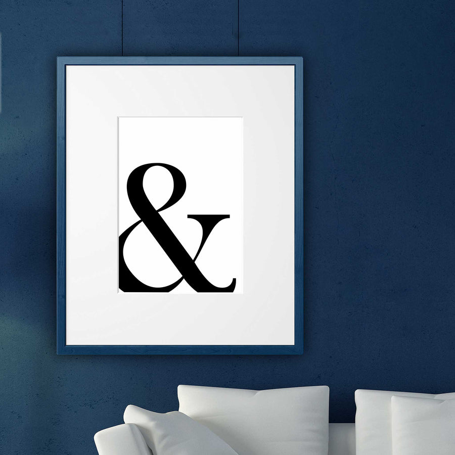 black and white wall art prints