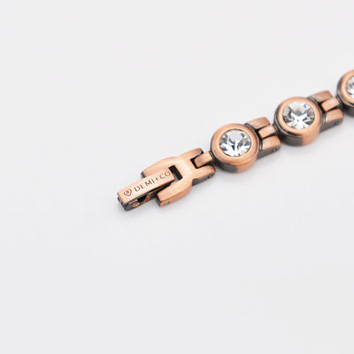 Nebula ladies copper magnetic bracelet