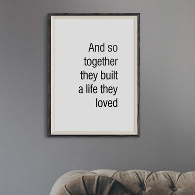 wall art prints