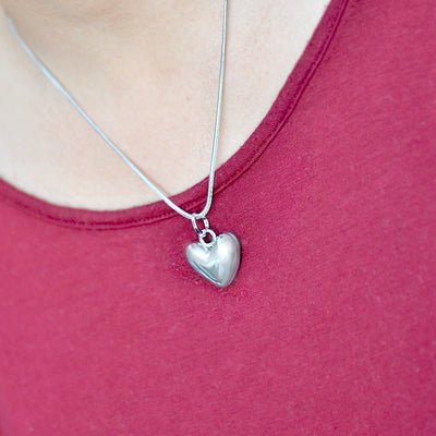 Gia Heart Necklace