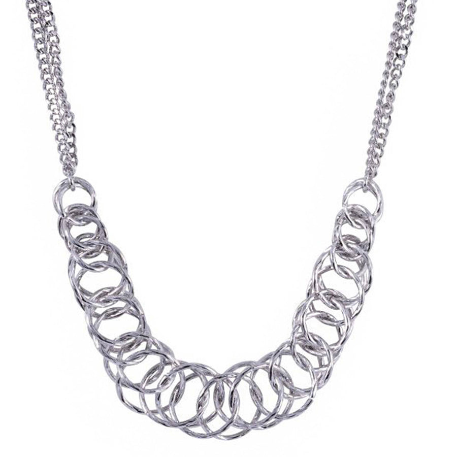 Juliette Silver Necklace