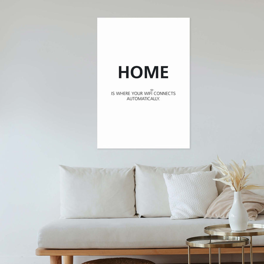 Home is where you wifi connects automatically