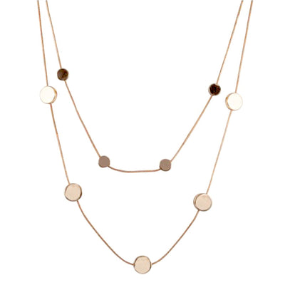 Luna Gold Necklace