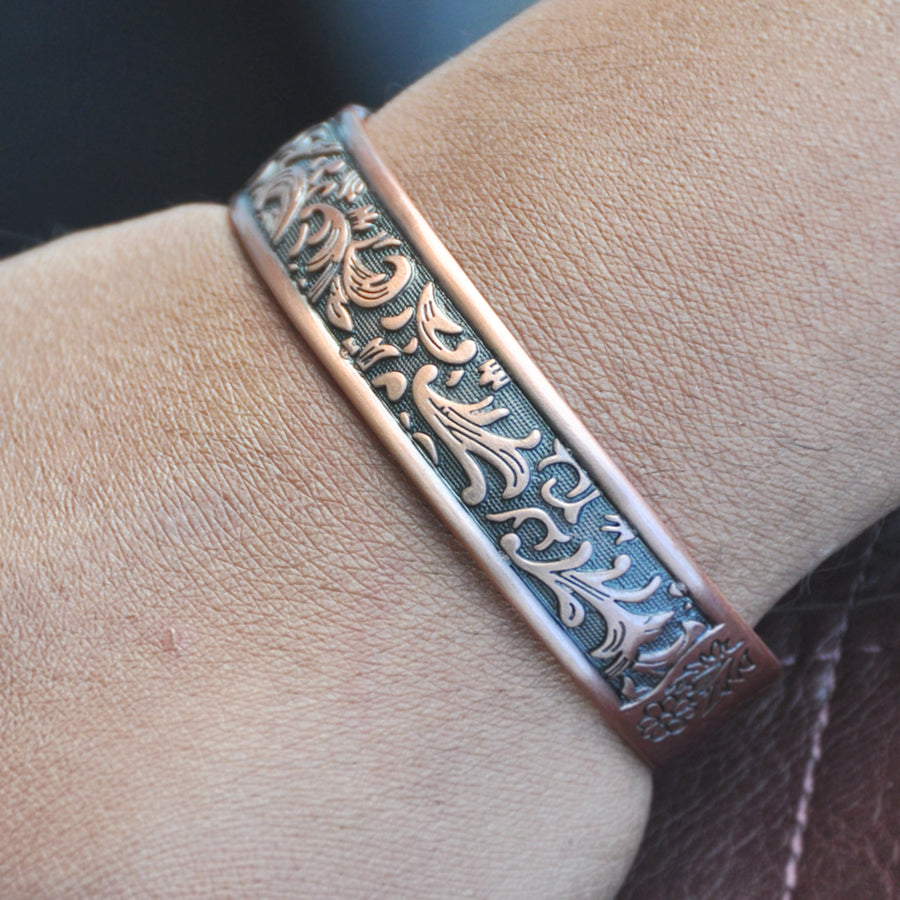 Valinor Magnetic Copper Bracelet | ALPHA™ mens