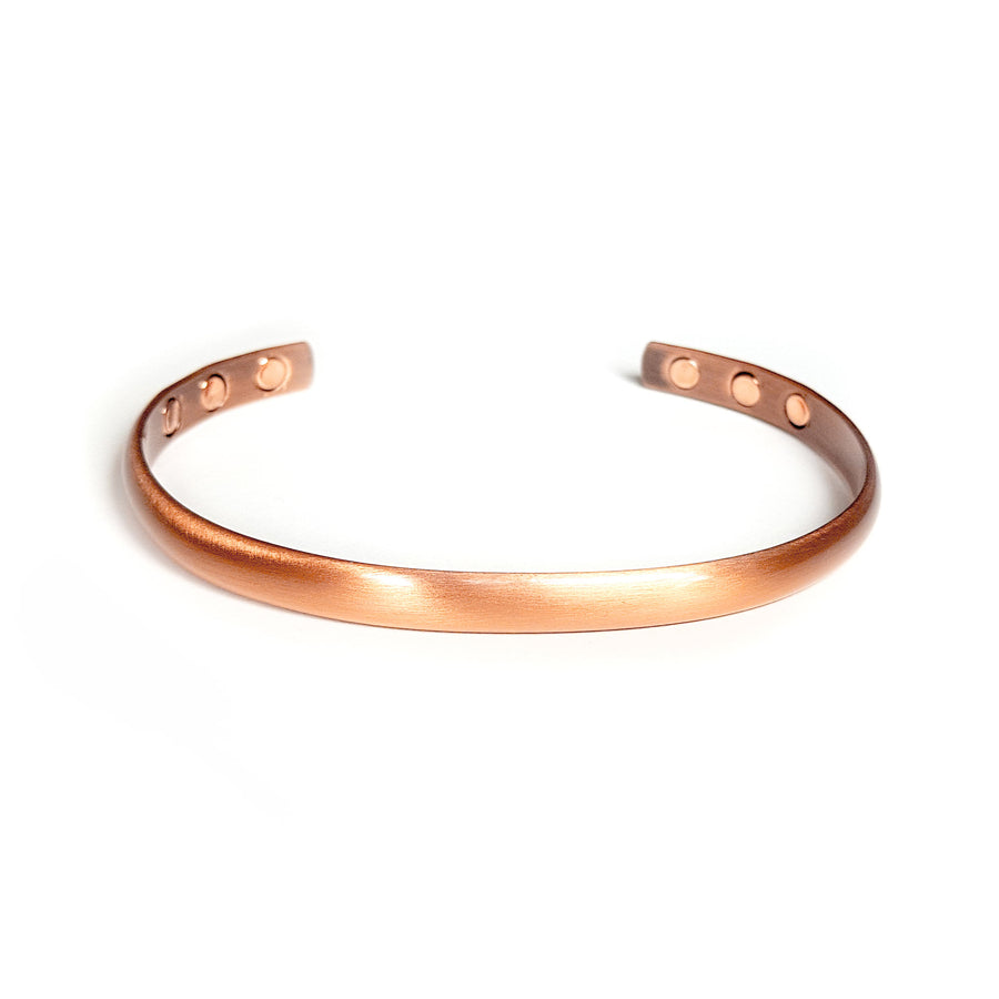 Ryder Copper Magnetic Bangle | ALPHA™ mens