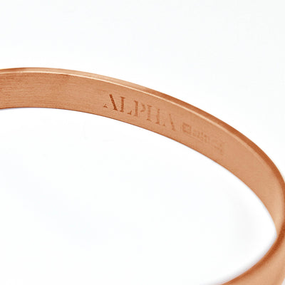 Storm copper magnetic bracelet | ALPHA™ mens