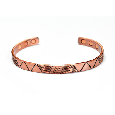 Clint copper magnetic bracelet  | ALPHA™ mens