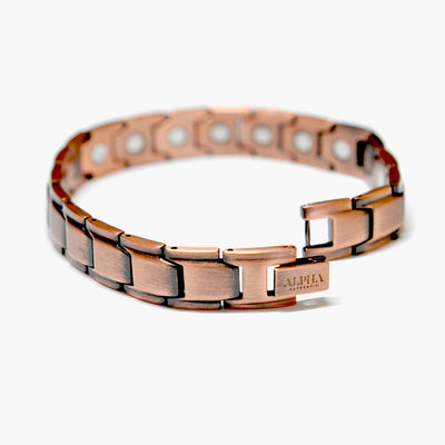 Sentient Magnetic Copper Bracelet | ALPHA™ mens