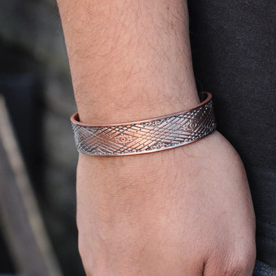 ALPHA Copper bangle for Arthritis