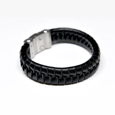 leather bracelet mens