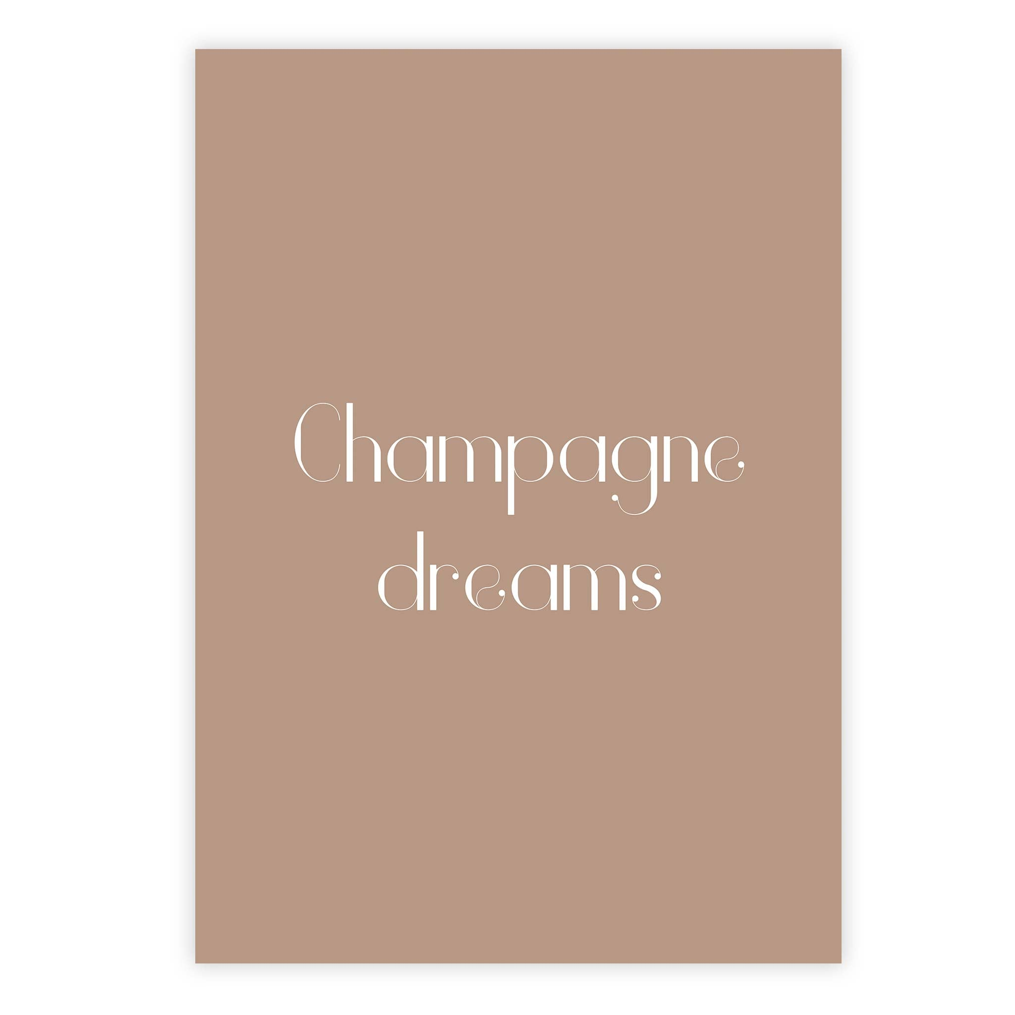 Champagne dreams