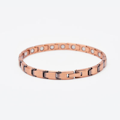 copper magnetic bracelet for girls
