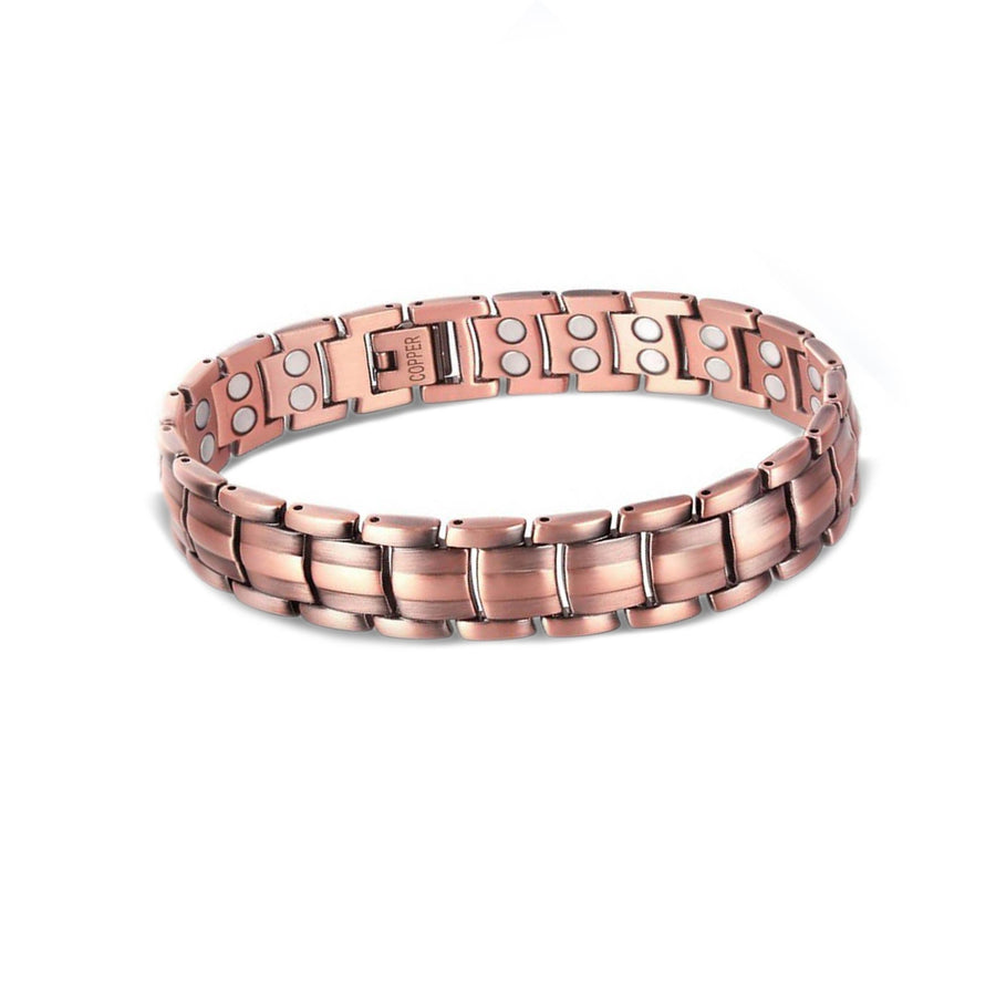 Rio copper magnetic bracelet
