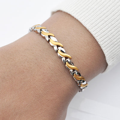 womens bracelet stainless steel